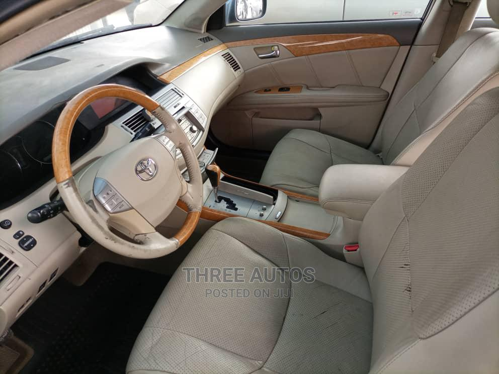 Toyota Avalon 2007 Limited Blue | Cars for sale in Ojodu, Lagos State, Nigeria