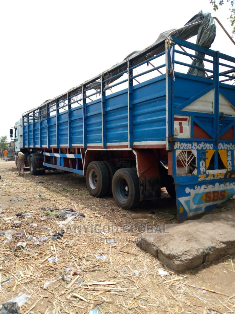 Daf 14tyres Trailers With Complete Body | Trucks & Trailers for sale in Alimosho, Lagos State, Nigeria
