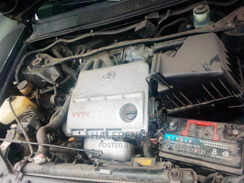 Archive: Toyota Highlander 2005 V6 Black