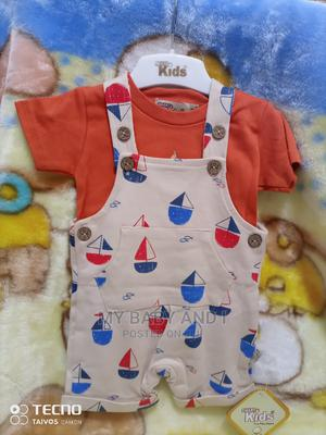 Baby Polo Dungarees   Children's Clothing for sale in Abuja (FCT) State, Garki 2