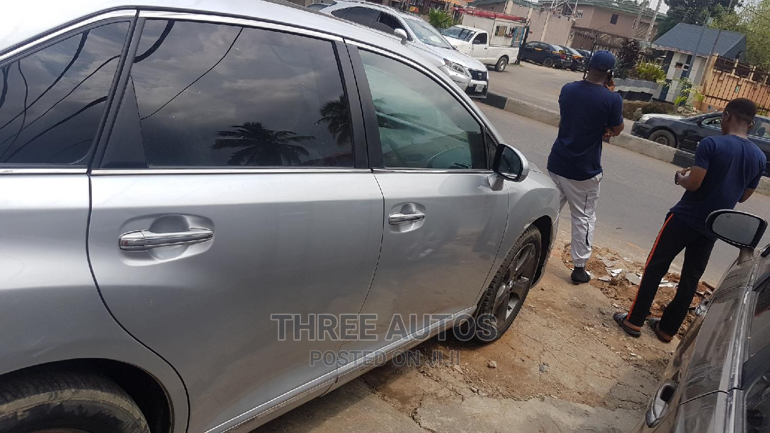 Toyota Venza 2011 V6 Silver | Cars for sale in Ogba, Lagos State, Nigeria