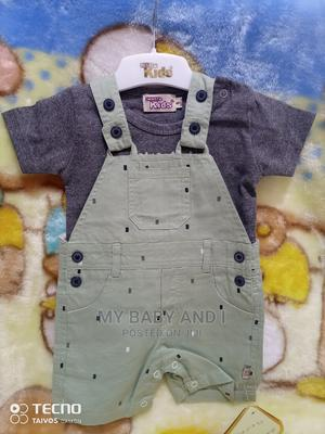 Baby Chinos Dungarees   Children's Clothing for sale in Abuja (FCT) State, Garki 2