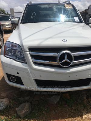 Mercedes-Benz GLK-Class 2010 350 4MATIC White   Cars for sale in Edo State, Benin City