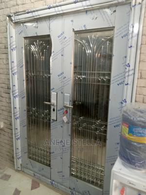Stainless Grass Door   Doors for sale in Lagos State, Lekki