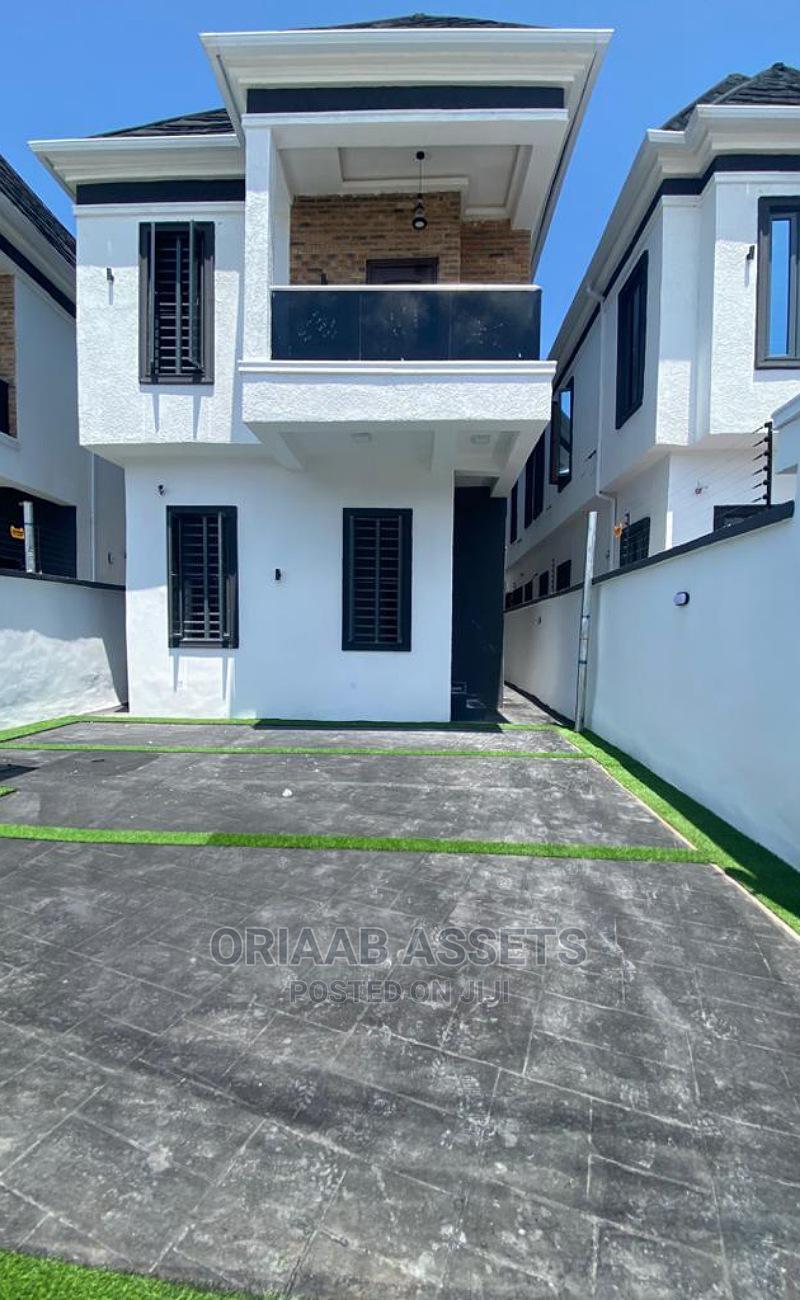 4bdrm Duplex in Ikota for Sale