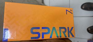 New Tecno Spark 7P 128 GB Blue | Mobile Phones for sale in Lagos State, Ikeja