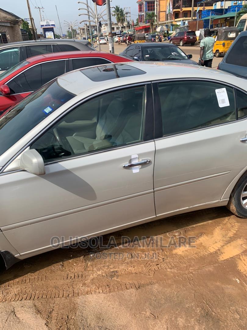 Lexus ES 2004 330 Sedan Silver | Cars for sale in Abeokuta South, Ogun State, Nigeria