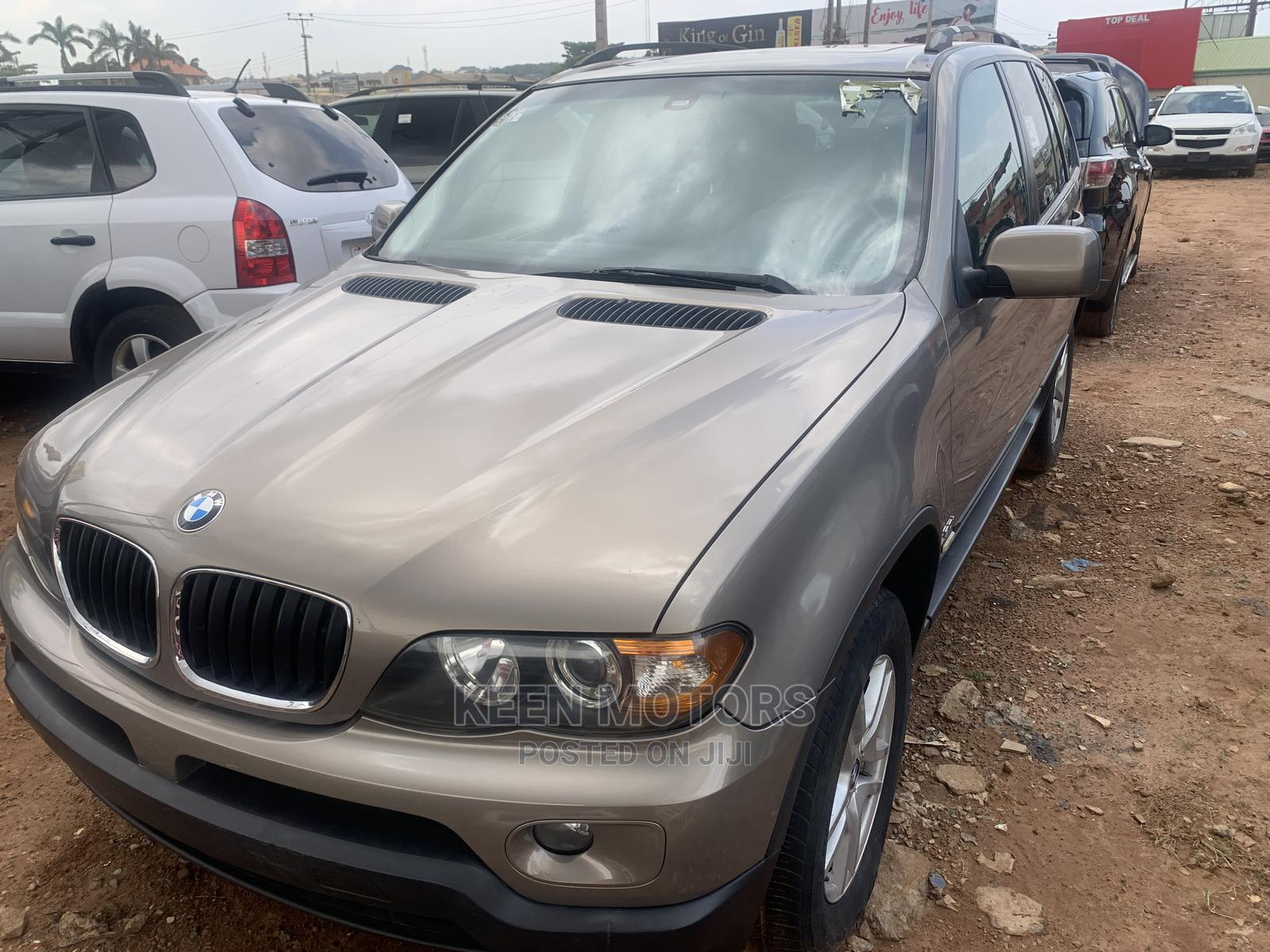 Archive: BMW X5 2006 3.0i Brown