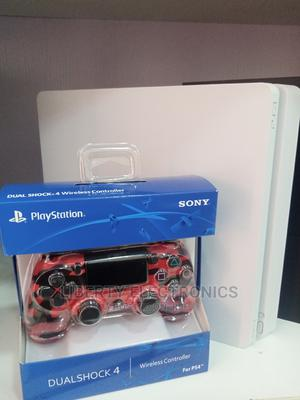 Ps4 Slim, Fifa 21 Mk 11, 7 Free Trial Games And Controller | Video Game Consoles for sale in Anambra State, Anambra East