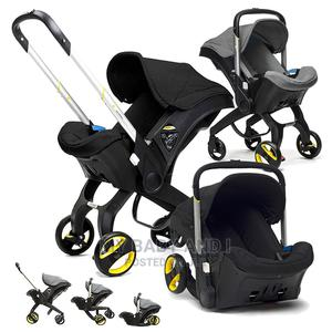 New Generation 4 In1 Doona Car Seat and Stroller   Children's Gear & Safety for sale in Abuja (FCT) State, Garki 2