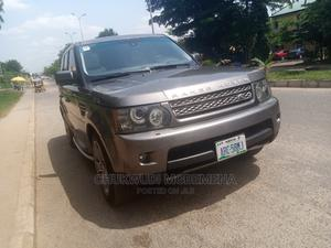 Land Rover Range Rover Sport 2010 HSE 4x4 (5.0L 8cyl 6A) Gray | Cars for sale in Abuja (FCT) State, Gwarinpa