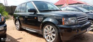 Land Rover Range Rover Sport 2008 Black | Cars for sale in Imo State, Owerri
