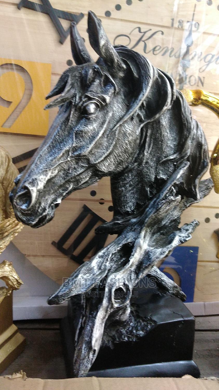 Bold Horse Head Figurine | Home Accessories for sale in Lagos Island (Eko), Lagos State, Nigeria