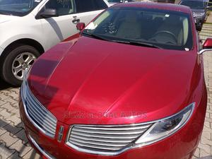 Lincoln MKS 2014 Red   Cars for sale in Lagos State, Lekki