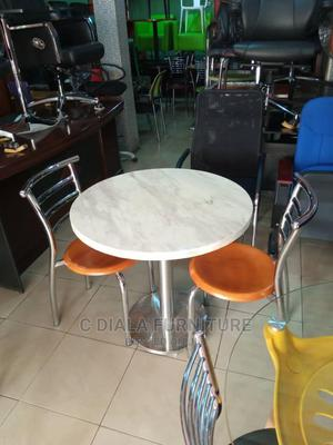 Round Table and Chairs   Furniture for sale in Lagos State, Ajah