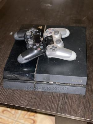 PS4 Slim + Controller   Video Game Consoles for sale in Abuja (FCT) State, Karu