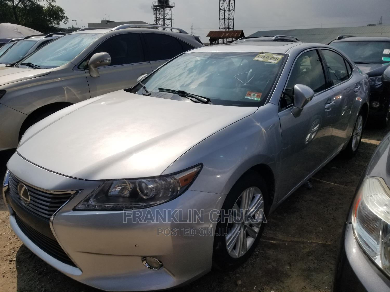 Lexus ES 2013 350 FWD Silver
