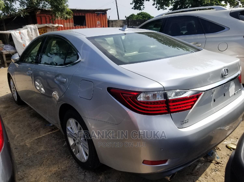 Lexus ES 2013 350 FWD Silver   Cars for sale in Apapa, Lagos State, Nigeria
