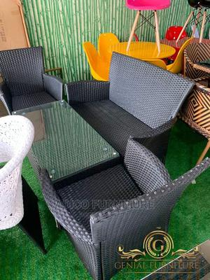 Strong Quality Chairs With Center Table | Furniture for sale in Lagos State, Ajah