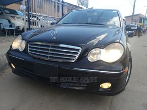 Mercedes-Benz C280 2007 Black | Cars for sale in Lagos State, Isolo