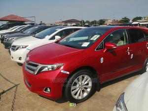 Toyota Venza 2013 LE AWD Red   Cars for sale in Lagos State, Apapa