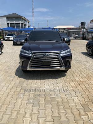 Lexus LX 2018 Blue | Cars for sale in Lagos State, Lekki