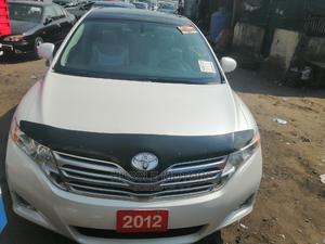 Toyota Venza 2012 AWD White   Cars for sale in Lagos State, Apapa