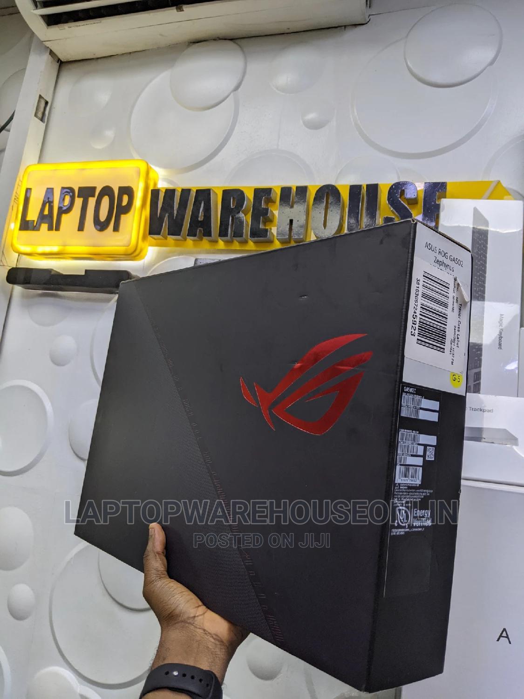 New Laptop Asus ROG Zephyrus G15 GA503QR 16GB AMD Ryzen SSD 512GB   Laptops & Computers for sale in Ikeja, Lagos State, Nigeria
