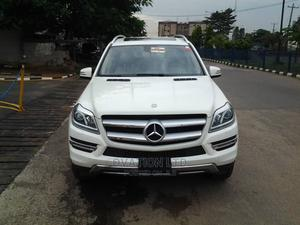 Mercedes-Benz GL Class 2013 GL 450 White   Cars for sale in Lagos State, Abule Egba