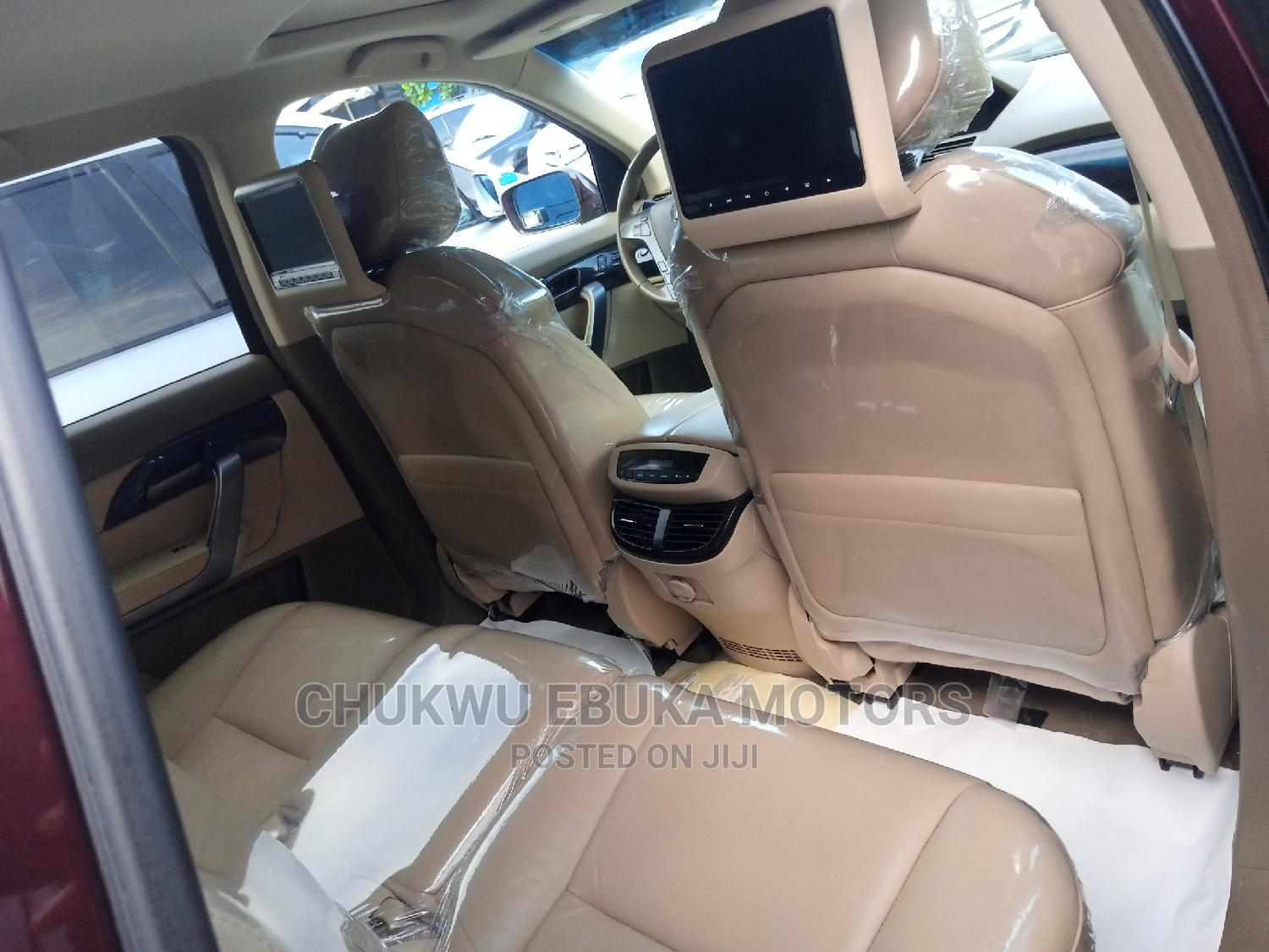 Acura MDX 2009 Red | Cars for sale in Apapa, Lagos State, Nigeria