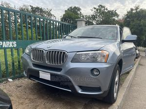 BMW X3 2011 Blue   Cars for sale in Abuja (FCT) State, Garki 1