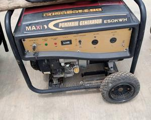8kva Japan Maxi Generator | Electrical Equipment for sale in Lagos State, Alimosho