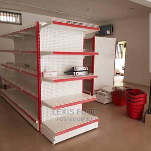 Single Side Supermarket Shelve | Store Equipment for sale in Lagos State, Ojo