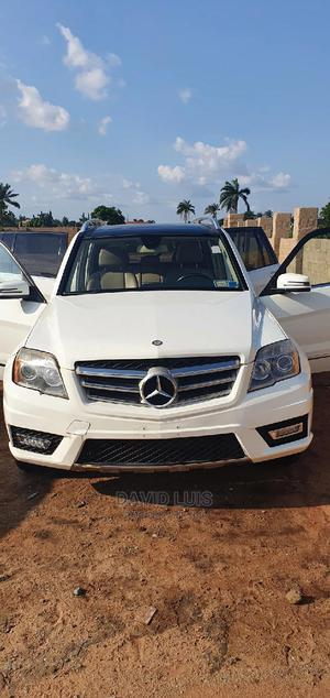 Mercedes-Benz GLK-Class 2011 350 4MATIC White   Cars for sale in Delta State, Oshimili South