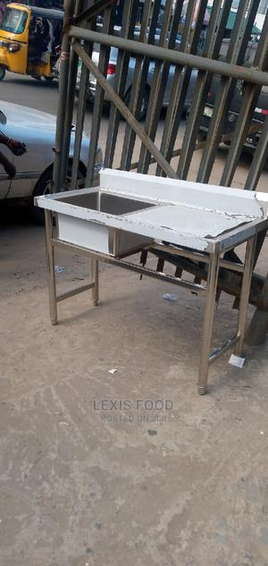 Single Sink With Extention | Store Equipment for sale in Lagos State, Ojo