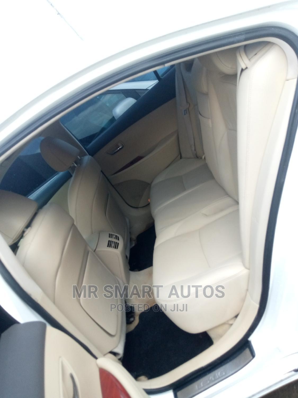 Lexus ES 2008 350 White | Cars for sale in Amuwo-Odofin, Lagos State, Nigeria