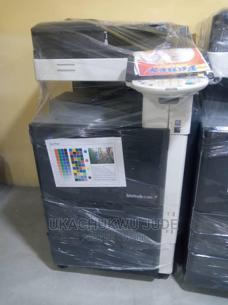 Konica Minolta Bizhub C280, Direct Image Printer (DI)