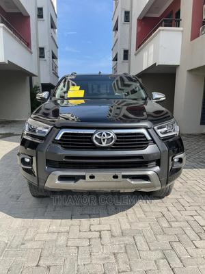 Toyota Hilux 2016 WORKMATE 4x4 Black | Cars for sale in Lagos State, Lekki
