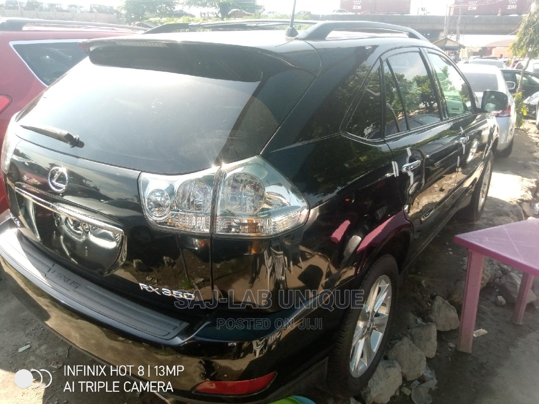 Archive: Lexus RX 2009 350 4x4 Black