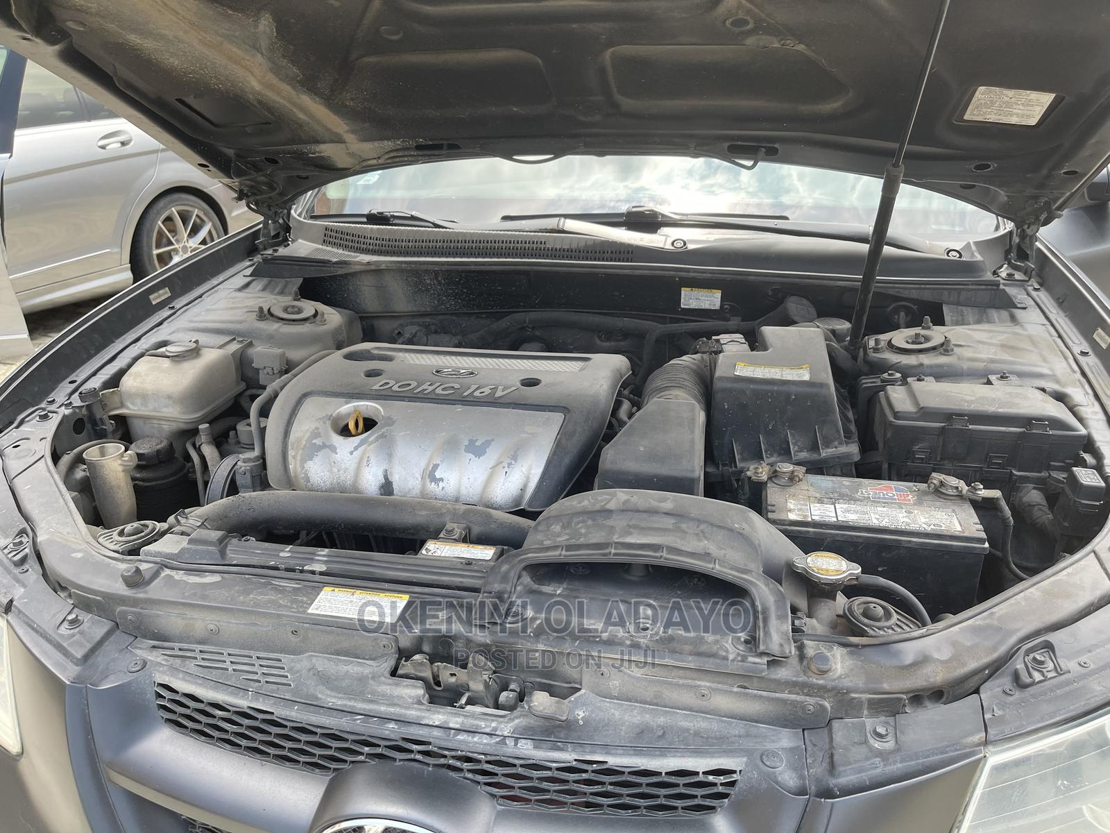 Archive: Hyundai Sonata 2007 Black