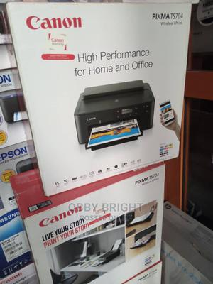 Canon PIXMA TS704 Printer | Printers & Scanners for sale in Lagos State, Surulere