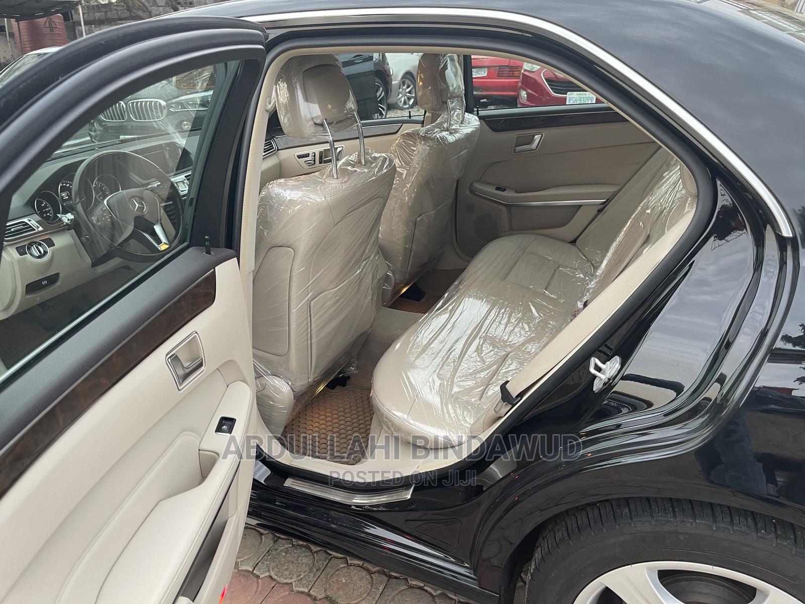 Mercedes-Benz E350 2015 Black   Cars for sale in Wuse 2, Abuja (FCT) State, Nigeria