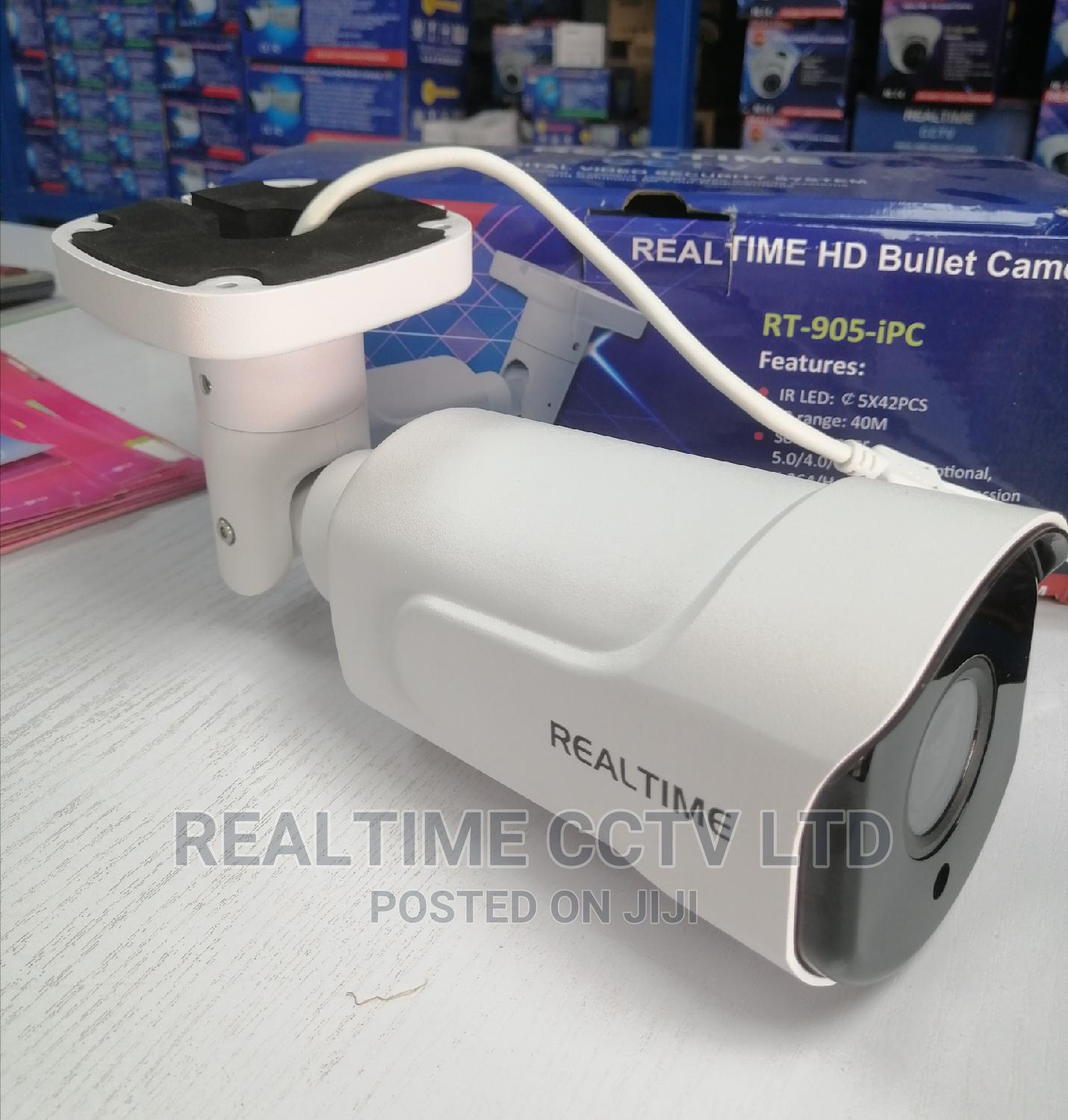 Archive: Realtime Wired IP Camera