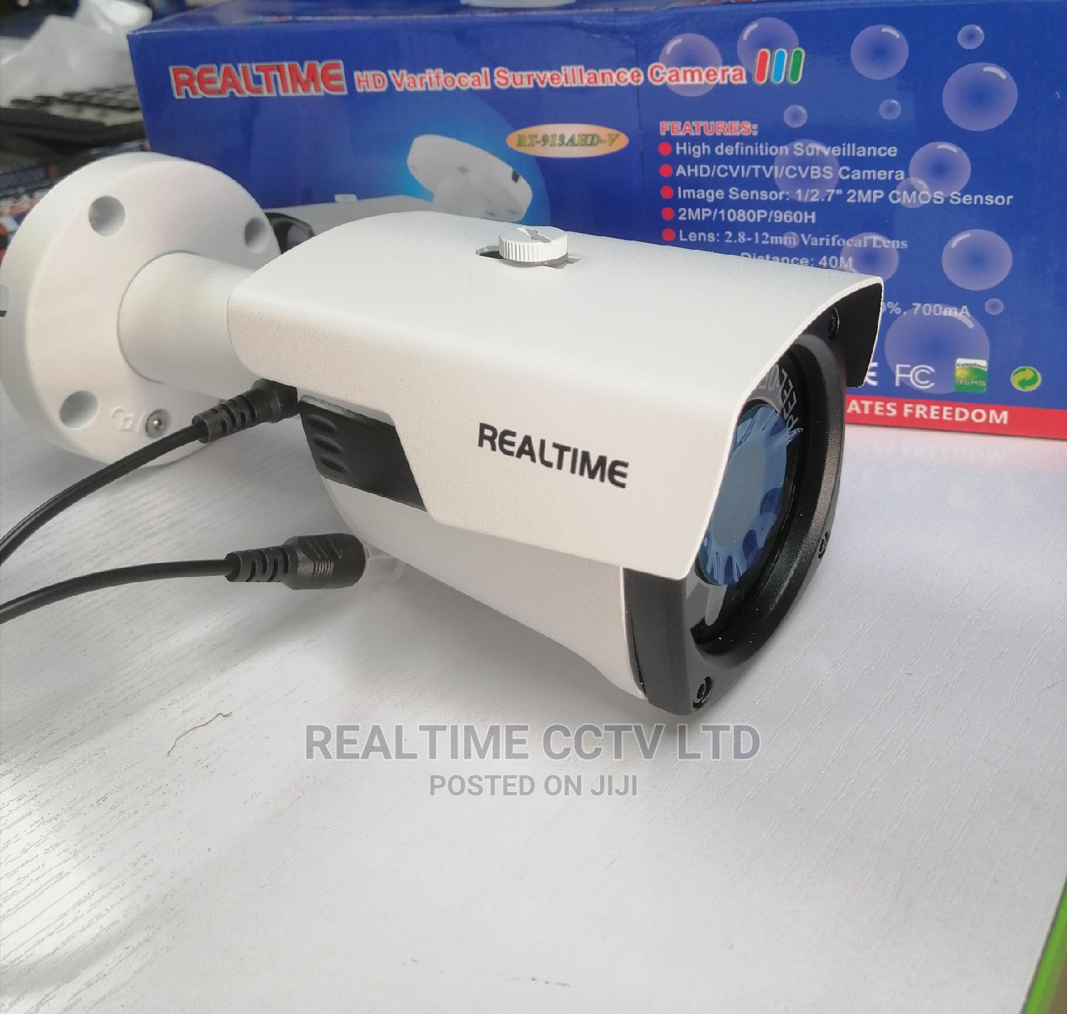 Archive: Realtime Wired Veri Focal Camera