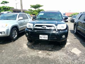 Toyota 4-Runner 2007 Black   Cars for sale in Lagos State, Apapa