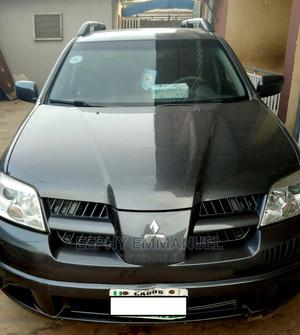Mitsubishi Outlander 2005 2.4 GLS Automatic Gray | Cars for sale in Lagos State, Alimosho