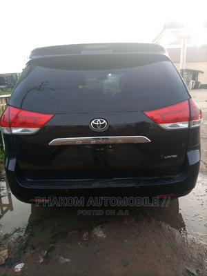 Toyota Sienna 2012 Limited 7 Passenger Black | Cars for sale in Lagos State, Ikeja