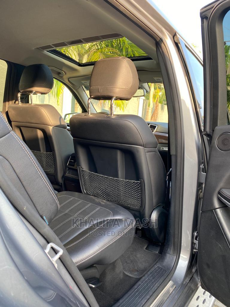 Mercedes-Benz GL Class 2014 Gray | Cars for sale in Lekki, Lagos State, Nigeria