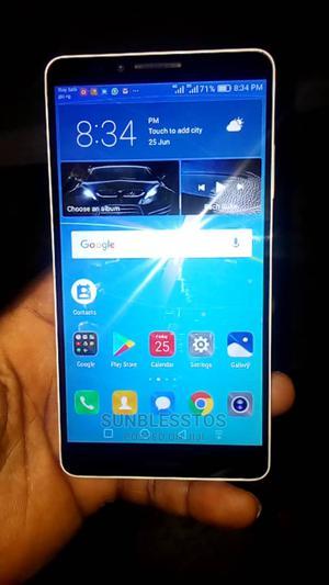 Huawei Ascend Mate 7 Dual SIM 16 GB White   Mobile Phones for sale in Ogun State, Ewekoro