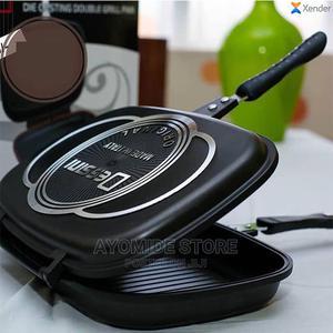 Dessini Double Sided Non-Stick Grill Pan 36CM | Kitchen Appliances for sale in Lagos State, Lagos Island (Eko)